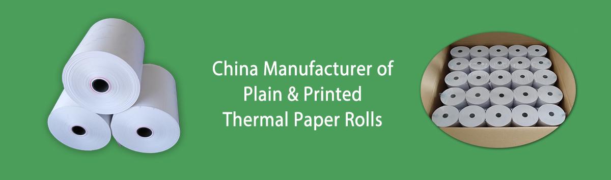 thermal paper 80x80